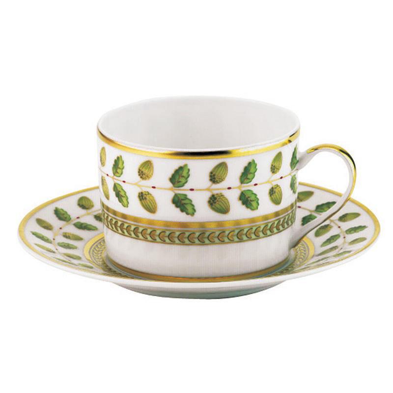 Constance Tea Cup & Saucer, large