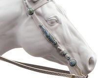 White Quarter Horse, small