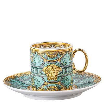 Scala Palazzo Verde Espresso cup & saucer