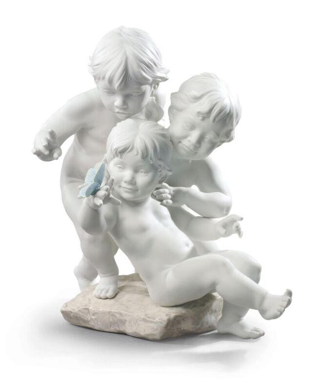 Children'S Curiosity Figurine, large