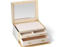 صندوق مجوهرات لوكس كلاسيك شغرين, small