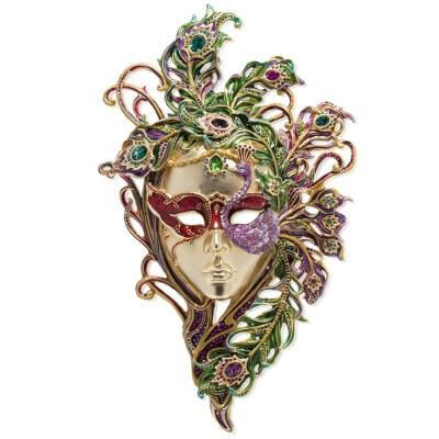 VENETIAN MASKWITH STAND