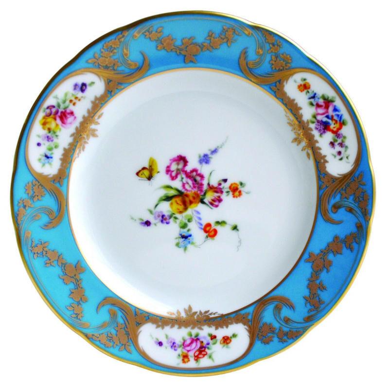 Siecle Salad Plate, large