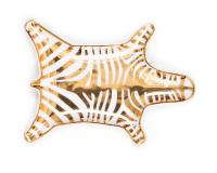 Zebra Dish, small