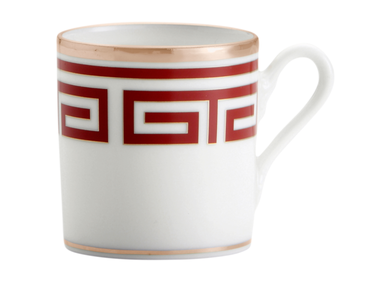 Espresso Cup Labirinto Scarlatto, large
