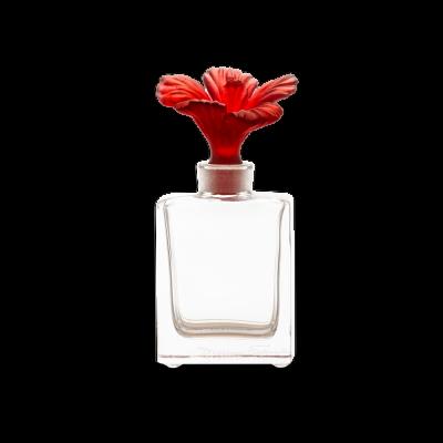 Hibiscus Perfume Bottle