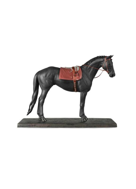 تمثال الحصان الأصيل الإنجليزية, large