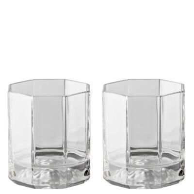 MEDUSA LUMIERE Glasses set of 2
