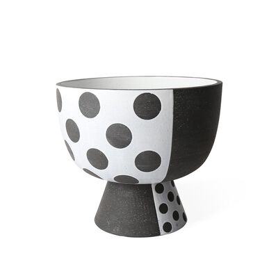 Palm Springs Pedestal Bowl