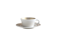 Canisse Coffee Cup & Saucer, small