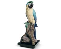 تمثال طائر الببغاء, small