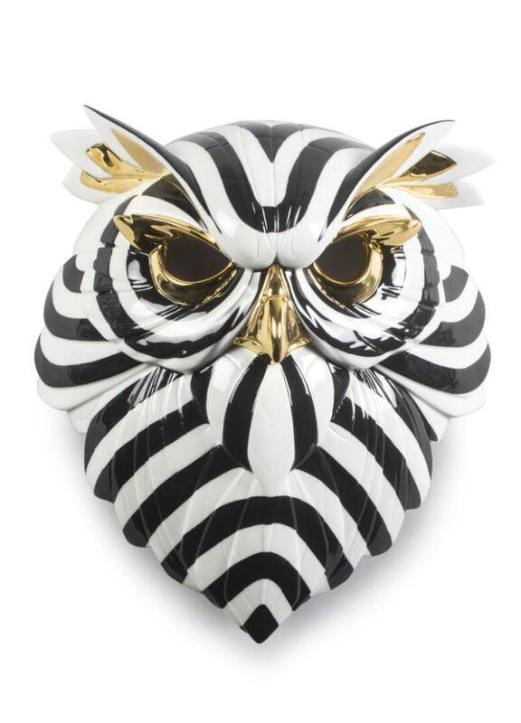 Owl Mask, large
