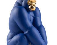 Gorilla (Blue-Gold), small