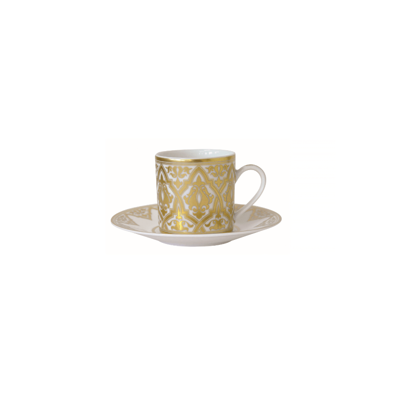 Coffee Cup & Saucer, large