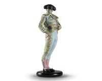 Bullfighter Figurine Limited Edition, small