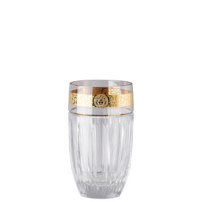 Gala Prestige Clear Medusa Vase