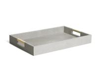 Shagreen Desk Tray, small