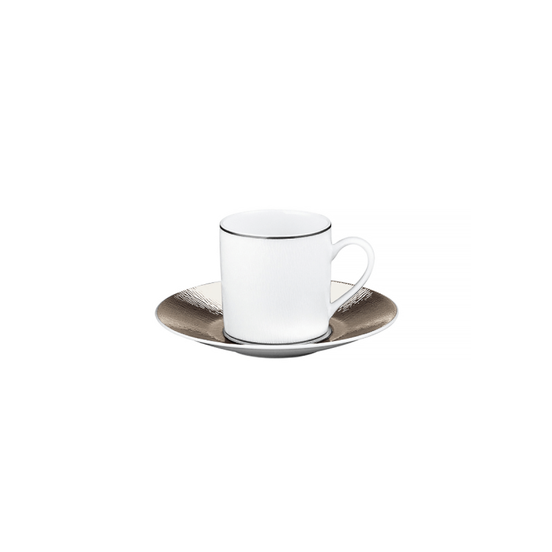 Dune Coffee Cup & Saucer, large