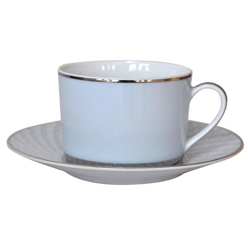 بريسد  كوب شاي وصحن, large