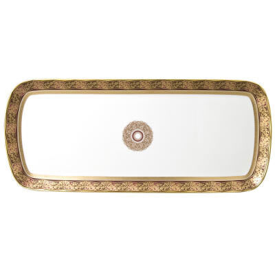 Eventail Cake Platter Rectangul