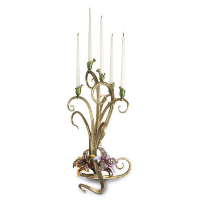 Aubree Orchid Candelabra