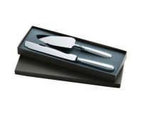 Albi Box Of 1 Knife And 1 Cake/Pie Server, small