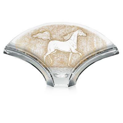 GINGKO VASE ARABIAN HORSE