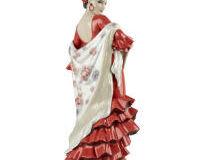 تمثال امرأة الفلامنكو الروح, small
