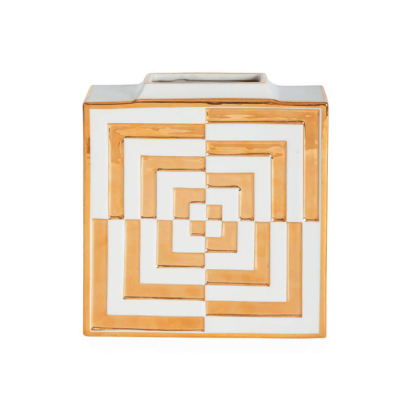 Futura Square Vase, large