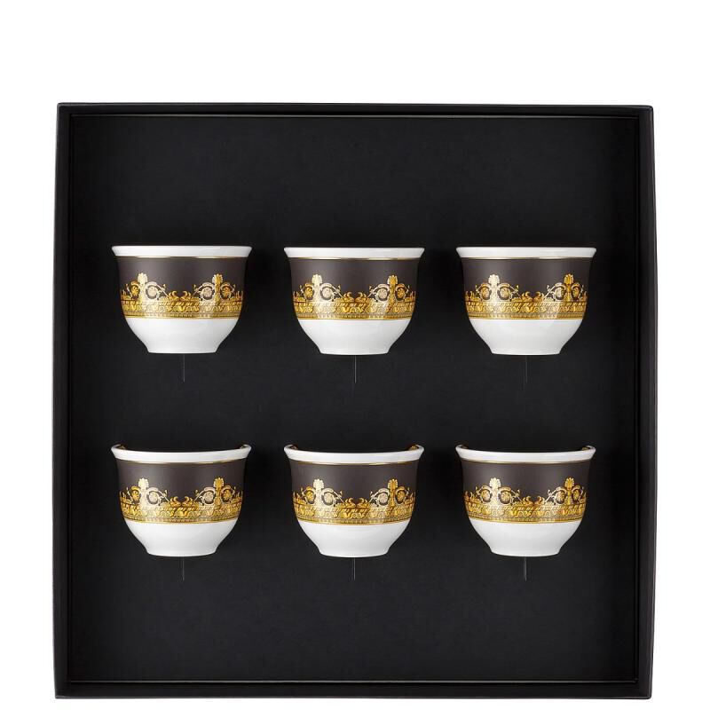 I Love Baroque 6 Cups Small W/O Handle, large