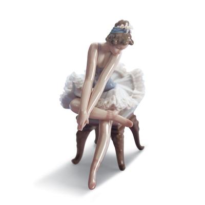 Opening Night Girl Ballet Figurine
