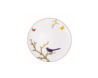 Aux Oiseaux Dinner Plate, small