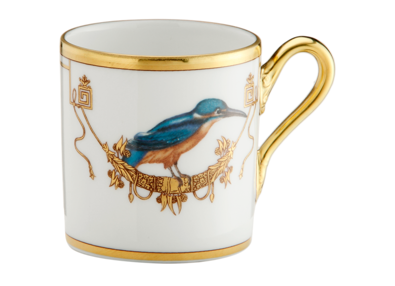 كوب اسبريسو طائر الرفراف, large