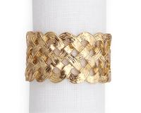 Napkin Rings - Set Of 4, small