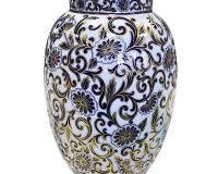 Florisse Bleu Vase, small