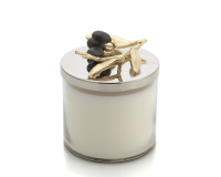 Olive Branch Candle, small
