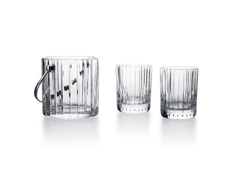 Harmonie On The Rocks - Tumblers & Ice Bucket, large