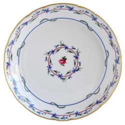 LE GOBELET DU ROY Deep round dish